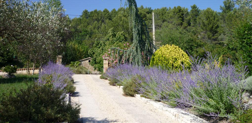 Cr ation et entretien de jardins buis les baronnies for Entretien de jardins